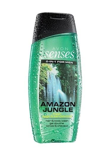 Avon Amazon Jungle Saç Ve Vücut Şampuanı 250 Ml Renkli